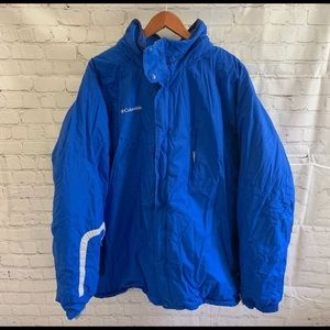 Columbia winter jacket great condition size 2XL